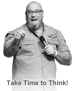 Take Time to Think Jeff Yalden Youth Speaker