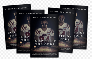 """In Spite of the Odds"" by Richie Contartesi"