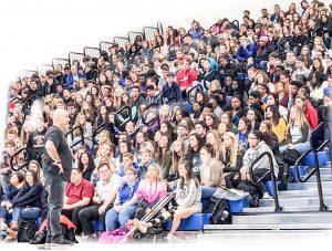 Speakers For School Assemblies,High School Motivational Speaker